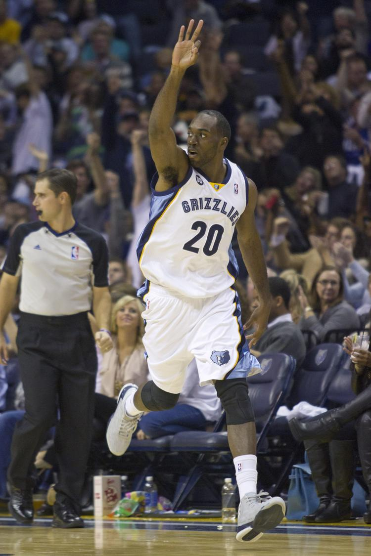 Quincy Pondexter will sit out of the remainder of the Memphis Grizzlies' season.