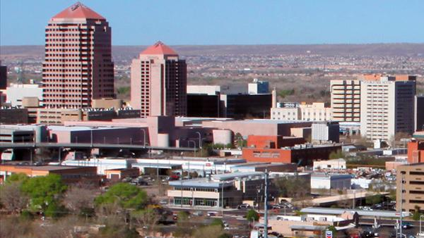 Of the top 20 cities on a list of best places to bike to work, Albuquerque placed 15th.