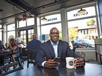 Charasika wants to move Venture Connectors beyond lunch