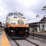 Winter Park, Orange County celebrating SunRail's 1st anniversary with train station festivities