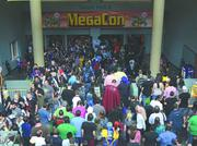 MegaCon 2014 saw tremendous crowds converging on Orange County Convention Center. It may take awhile for GeekyCon to achieve these numbers, but Orlando tourism will benefit from another nerd-tastic celebration.