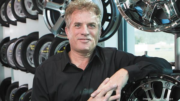 Chip Wood is the founder and chairman of Tire Discounters.