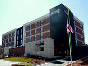 The 95-room Home2 Suites by Hilton opened this week at 7801 National Service Road in Greensboro near Piedmont Triad International Airport. The five-story hotel is billed for extended stay travelers.