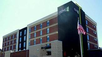 A 95-room Home2 Suites by Hilton in Greensboro, N.C.