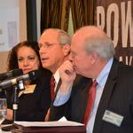 Health care experts deliver plenty to chew on at Power Breakfast