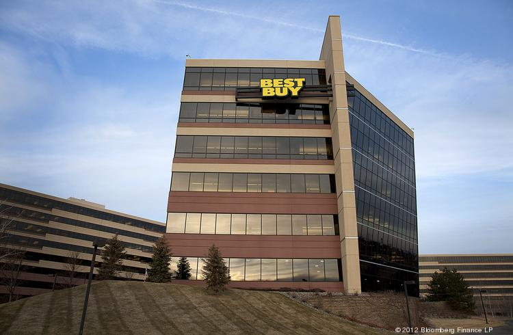 Best Buy's headquarters is in Richfield. Photographer: Ariana Lindquist/Bloomberg