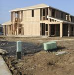 New home sales continue slow improvement in region