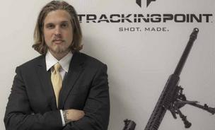 Oren Schauble, chief marketing office of TrackingPoint
