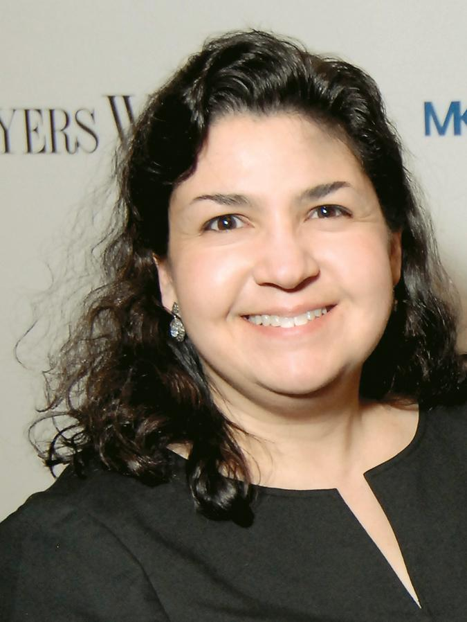Susan Bocamazo, publisher of Massachusetts Lawyers Weekly, said it's business as usual despite the Chapter 11 filing of parent company Dolan Co.