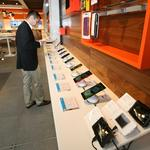 AT&T's new store design debuts in Charlotte