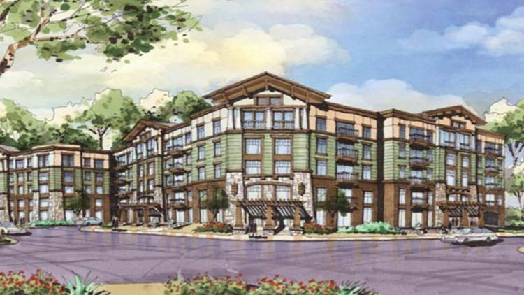 Terwilliger Pappas will develop an apartment complex called Solis Dilworth at the 2.15-acre site.
