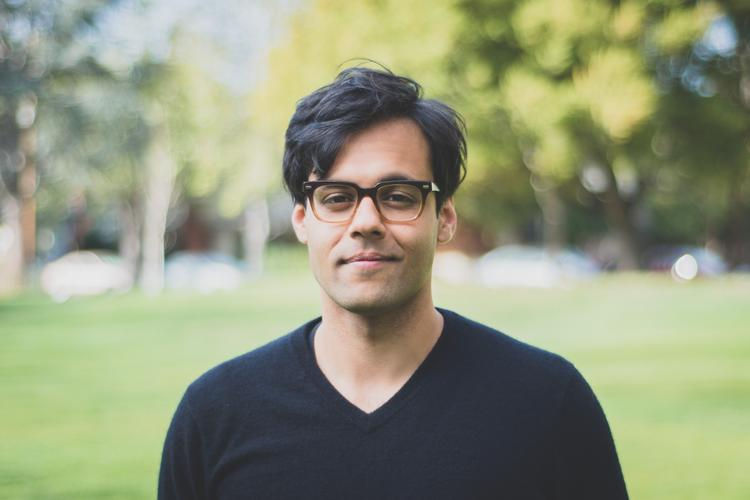 Baiju Bhatt is a co-founder of Spacetime Industries, a Palo Alto startup that has launched Robinhood, a mobile app that lets users test their stock-picking ability against others.