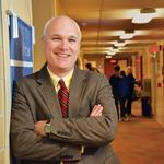 10 minutes with <strong>Dan</strong> <strong>Liebert</strong>, principal of Tech Valley High
