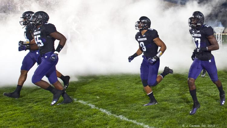 A federal court ruling in California could impact the full NLRB's decision on whether Northwestern University football players can unionize.