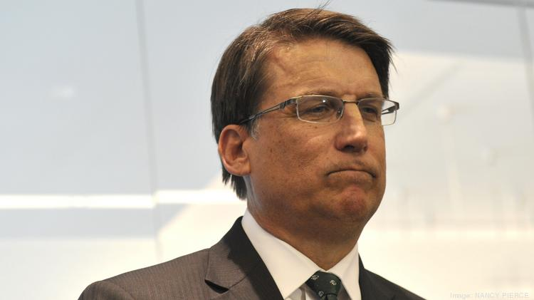 Gov. Pat McCrory says efforts to privatize some functions of state economic development may be getting resistance.