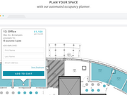 To simplify the process, HiRise will let users search for space based on the number of seats they need and find out how much they can expect to pay in rent.