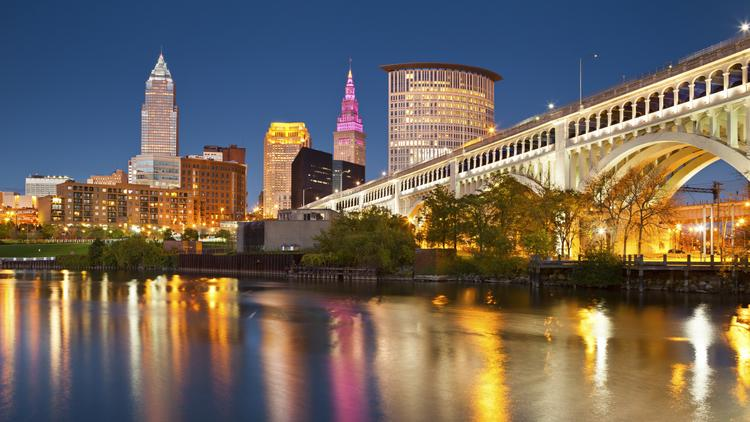 Cleveland: I'm sorry. I actually like the city, so I'll try to be a bit more judicious.