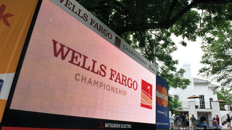 Wells Fargo Championship inherited the Charlotte PGA Tour event when it bought Wachovia in 2008.