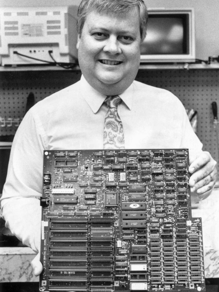 Don Kite and his company Computer-Rx built a legacy of patching up broken computers.