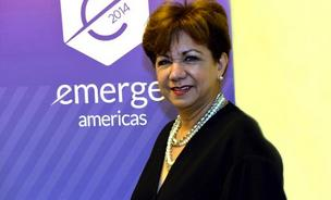 Diane Sanchez, CEO of Emerge Americas.
