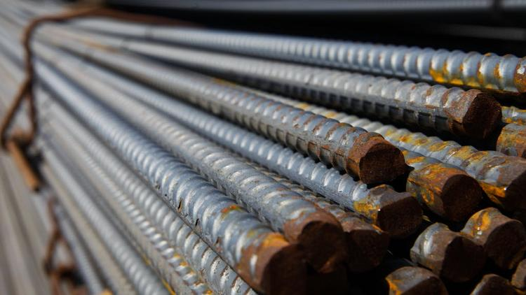 Charlotte-based Nucor (NYSE:NUE) produces carbon- and alloy-steel products at facilities in the U.S. and Canada.