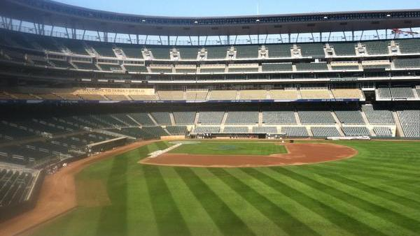 Target Field, home of the Minneapolis Twins, will again host local music acts before Wednesday home games.