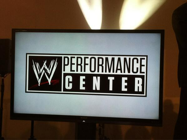 The WWE Performance Center opened July 11, 2013.