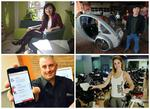 Entrepreneurs of the week: The artistic entrepreneur, the electric bike maker, and the online fashionista