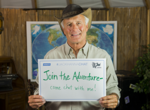 Jack Hanna, president emeritus of the Columbus Zoo and Aquarium, is providing celebrity cachet to the launch to fundraising platform Heroes2u.