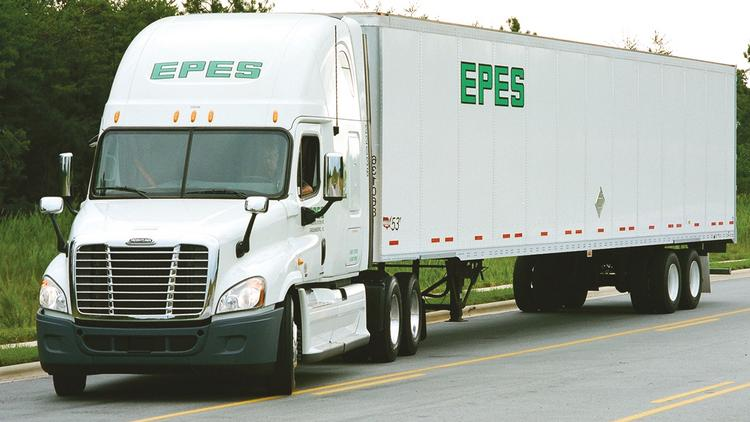Epes Transport System Inc., a Greensboro company, has added Clay Hyder Truck Lines of Hickory to its operations.