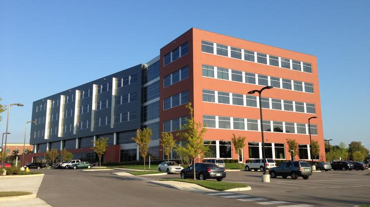 The IRS office building in Franklin has been sold for more than $43 million.