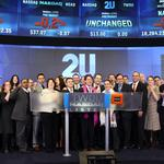 2U's president and COO announces retirement