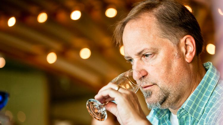 Doug Frost is a master sommelier and a master of wine, one of the few people who holds both titles.