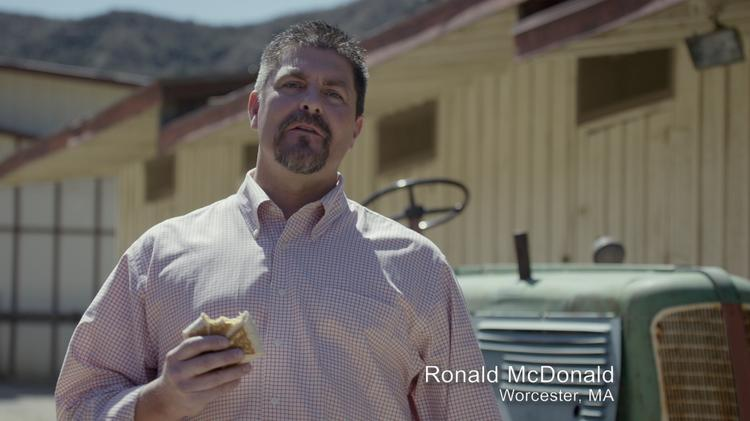 A new Taco Bell commercial introduces viewers to several Ronald McDonald's.