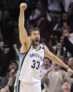 <strong>Gasol</strong> brothers launch foundation focused on youth health