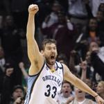 Marc <strong>Gasol</strong> named to All-Star team