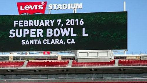 The Bay Area will host its second Super Bowl on Feb. 7, 2016.