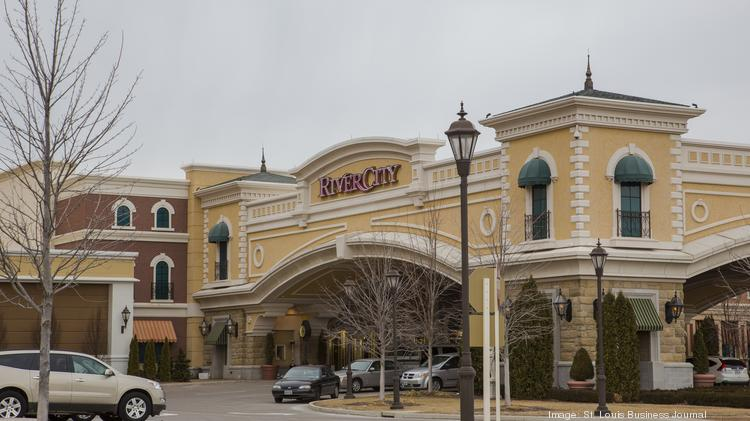 River City Casino in Lemay was the only area casino to report a revenue increase last month, up 2 percent from March 2013.