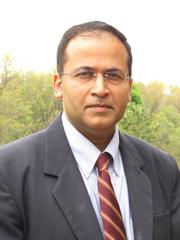 Ajay Samant, dean of the Coggin College of Business at the University of North Florida.