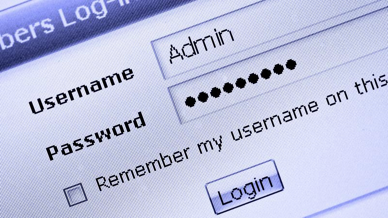 Password security demands attention, vigilance