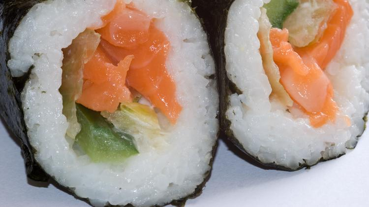 Wrap N' Roll Sushi Burrito is opening a location in midtown. Its first location is in Elk Grove.