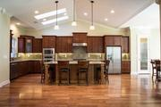 A kitchen by Master Craft Builder Group.