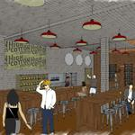 Here's a sneak peek of High Cotton's new taproom