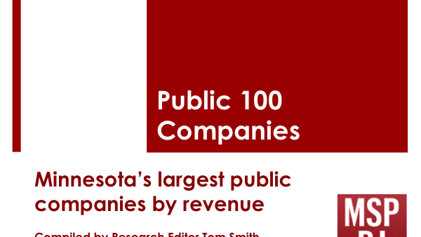 See how Minnesota's largest public companies stack up by revenue, revenue growth, profit and stock price change.