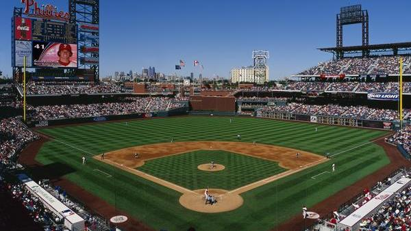 The Phillies are celebrating Earth Day at Citizens Bank Park a few days early.