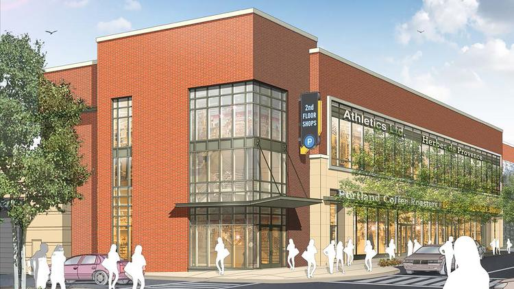 Echo Real Estate Services Co. plans to break ground this spring on an 82,000-square-foot retail center at the University Town Center in Hyattsville