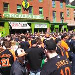 Bars beef up staffing, beer specials as Orioles playoff run begins