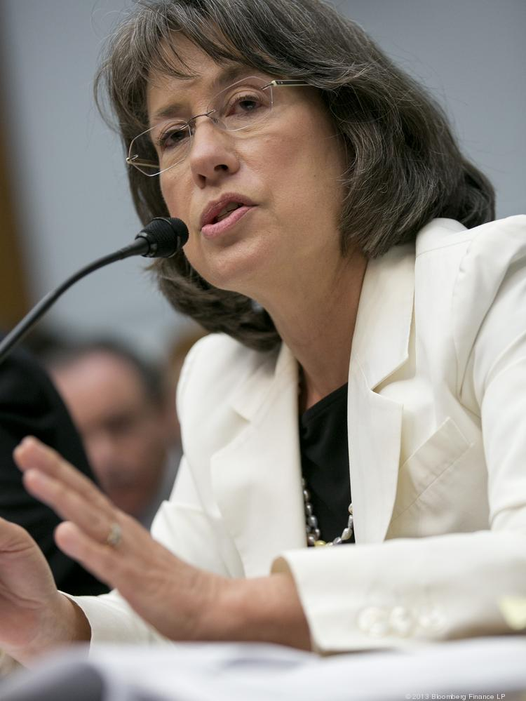 Sheila Bair, a senior advisor to the Pew Charitable Trusts and former chairman of the Federal Deposit Insurance Corp. (FDIC), speaks during a House Financial Services Committee hearing in Washington, D.C., U.S., on Wednesday, June 26, 2013.