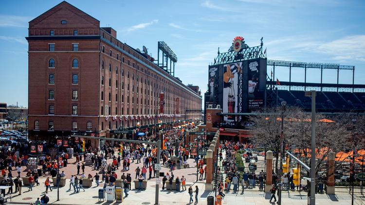 Orioles tickets are selling for an average of $56 on the secondary market.