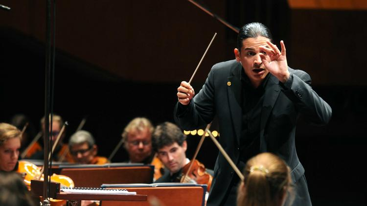 Jose Luiz Gomez will be the guest conductor for an International Evening with the Alabama Symphony Orchestra.